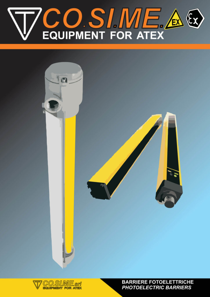 Photoelectric barriers