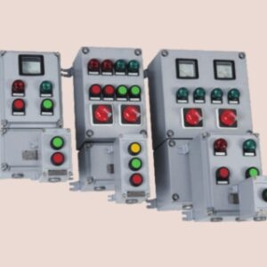 Electrical and Control Station Explosion Proof